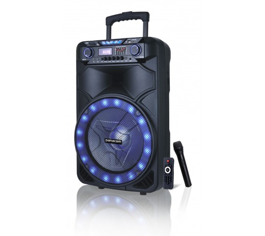 PARLANTE PORTÁTIL BLUETOOTH SP-1775WM