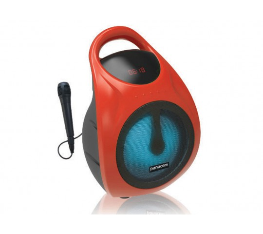 OUTLET PARLANTE BLUETOOTH CON MIC SP-3050CMF
